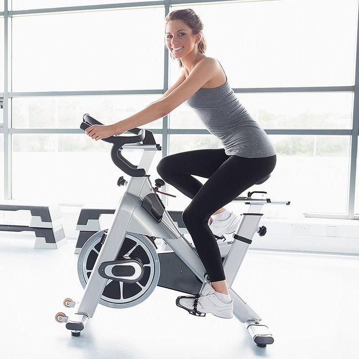 Как похудеть с помощью велотренажеров