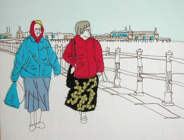 freemotion art by Gillian Bates