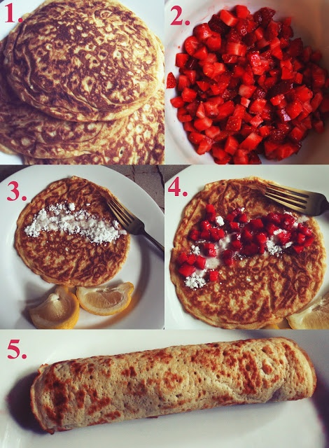 Easy Bisquick Crepes Recipe- tomorrows breakfast, y'all!