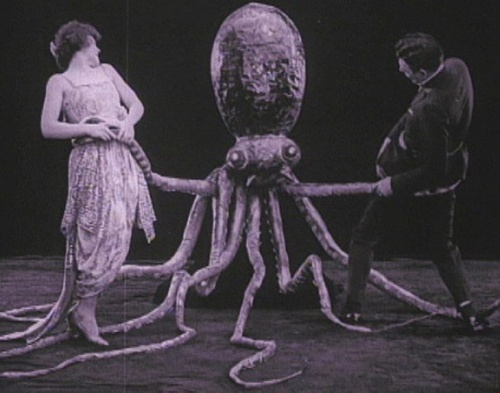 From the Trail of the Octopus (1919)