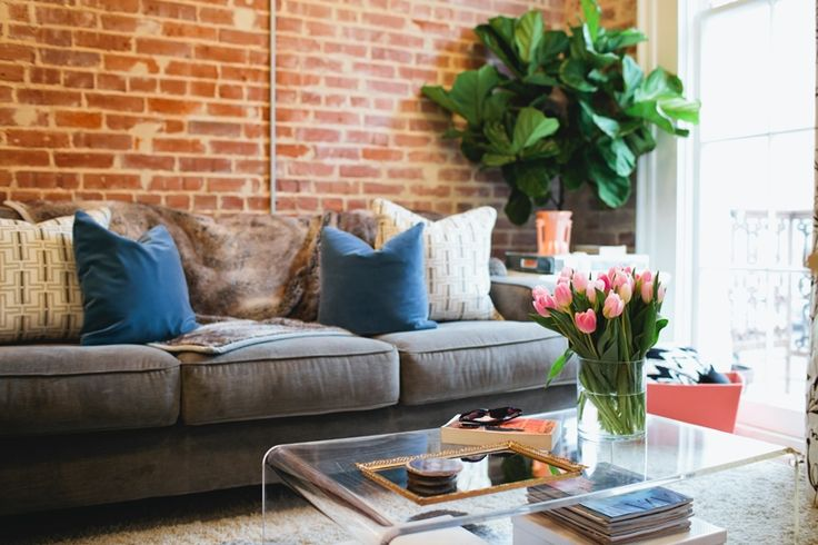 Lauren Lagarde's New Orleans Apartment Tour #theeverygirl