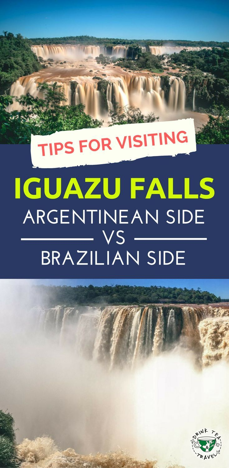 Planning a trip to Iguazu Falls and cannot decide what country to visit them from? Argentina or Brazil? In this travel guide to Iguazu Falls find all the tips and advice you need to decide which side is better and find out information about visiting both