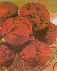 Cuochi per caso...o per forza!!: Muffins gustosi ai 2 cioccolati