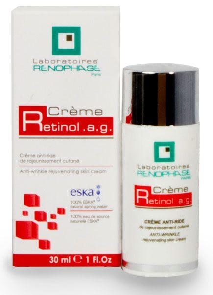 Laboratoires Renophase Crème Retinol