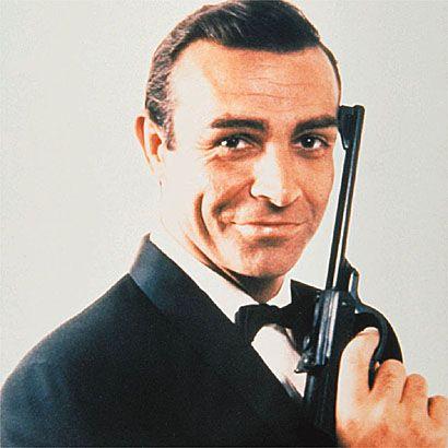 'The names Bond, James Bond'