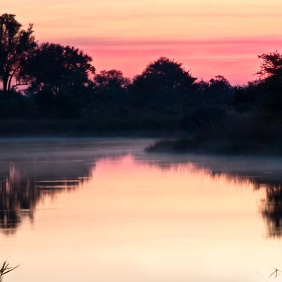 African Dawn   Caprivi