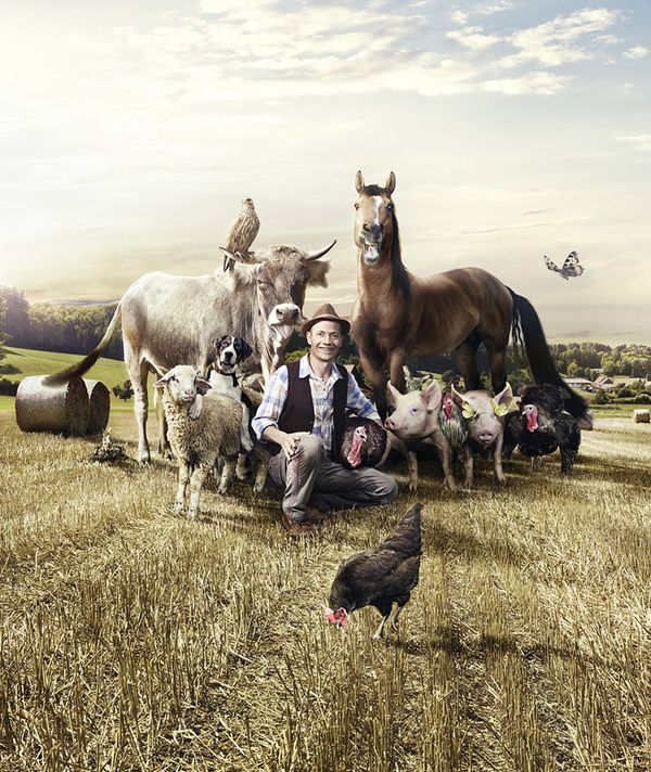 Team Photo by Staudinger + Franke , via Behance