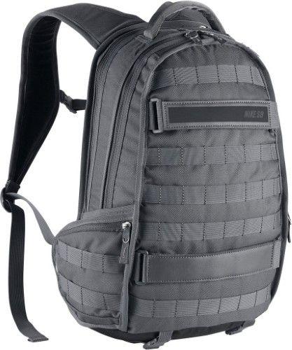 Nike SB RPM Skateboarding Backpack, Dark Grey
