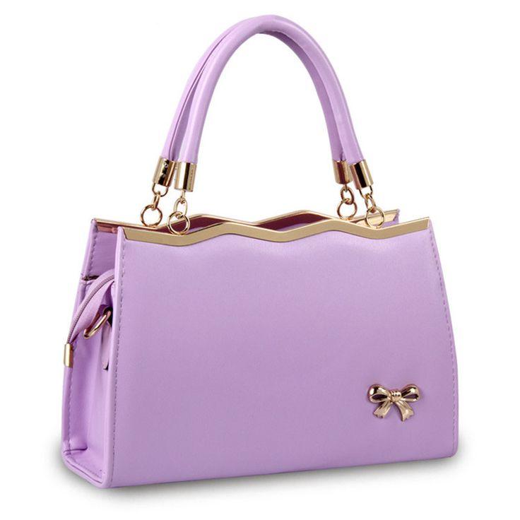 Women Bags Casual Tote Women PU Leather Handbags Fashion Women Messenger