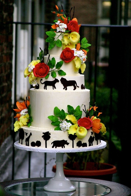 10 Best Images About Cakes Jungle Safari On Pinterest