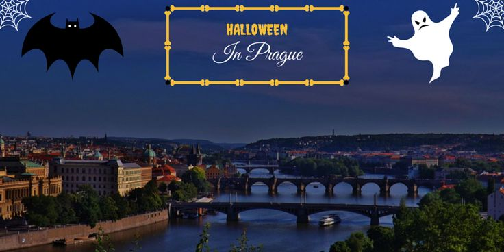 Halloween in Prague