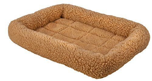 K-9 Keeper Sleeper Crate Pad, 17 by 12-1/2 Inch, Cocoa - http://www.thepuppy.org/k-9-keeper-sleeper-crate-pad-17-by-12-12-inch-cocoa/