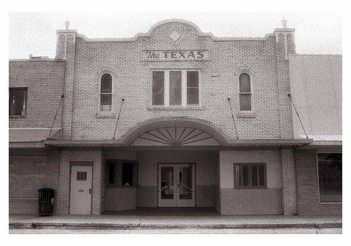 """Sealy Austin County, Texas"" by Tommy Lavergne, silver gelatin print, 2002, 16""x20"" www.thornwoodgallery.com"