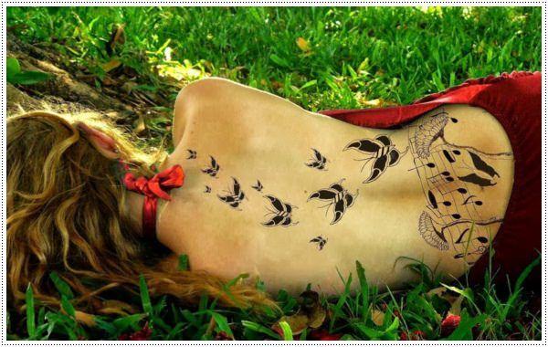 tatuajes de mariposas 14
