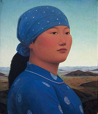 2009 Xue Mo (b1966, Inner Mongolia, China; since 2011 based in Canada)