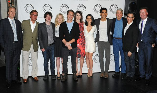 The Newsroom cast at Paleyfest 3/3/2013