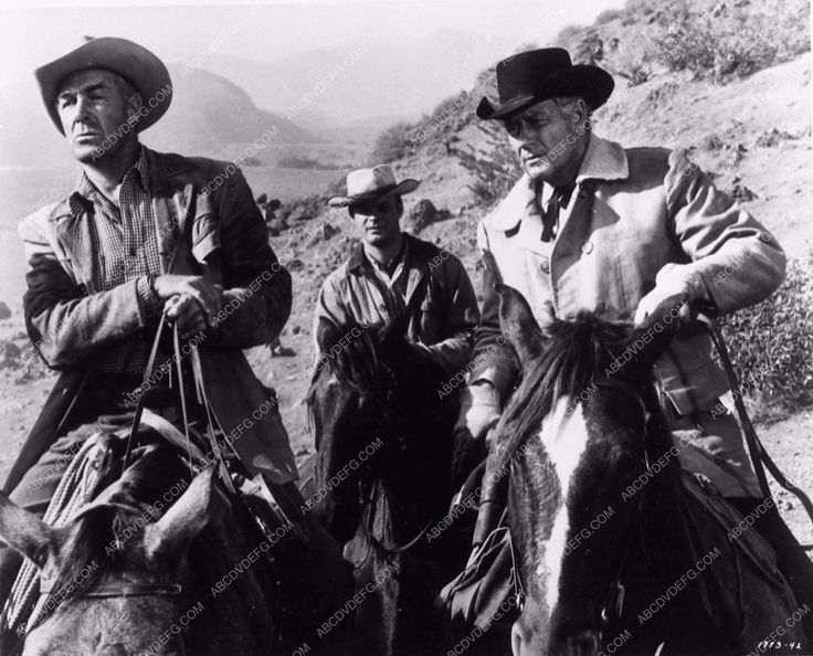 photo Randolph Scott Joel McCrea Mariette Hartley cast Ride the High Country 667-14