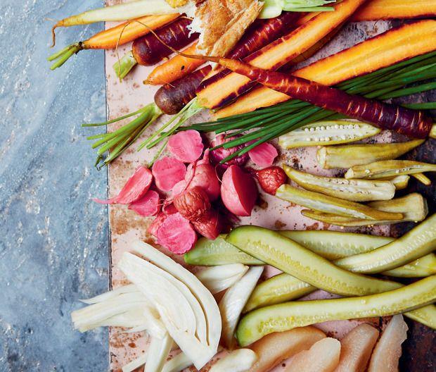 Zo maak je pickles van wintergroenten
