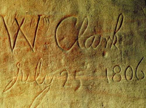 Pompeys Pillar and the Lasting Signature of William Clark | Western Trips