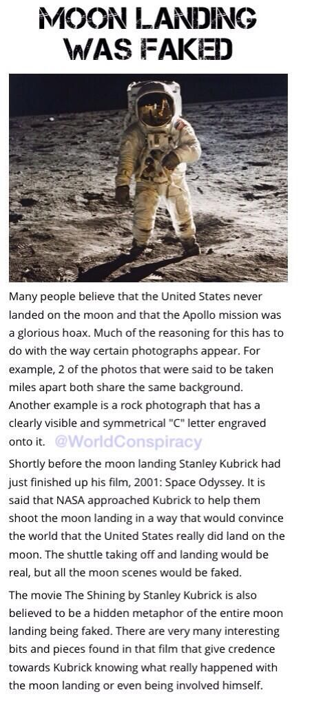 national geographic moon landing hoax - photo #25