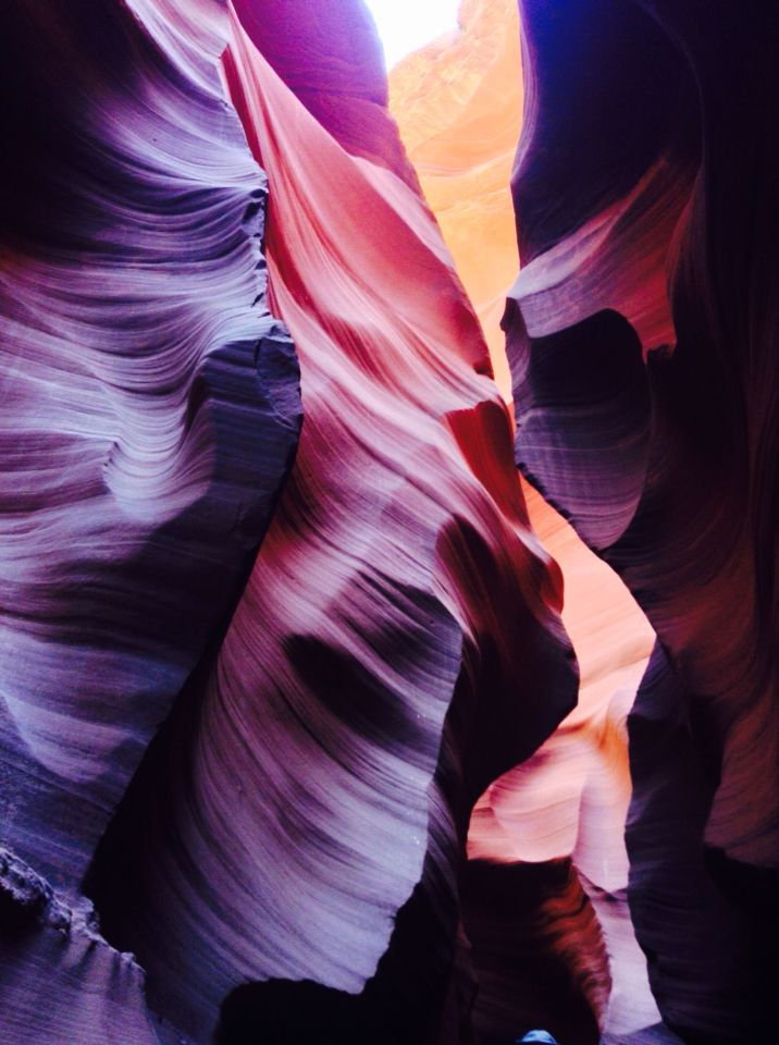 Antelope Canyon #chrome