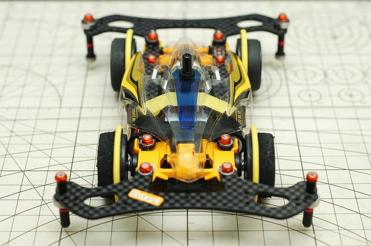 Super Speed new look. #Tamiya #Mini4WD #SpeedHouz