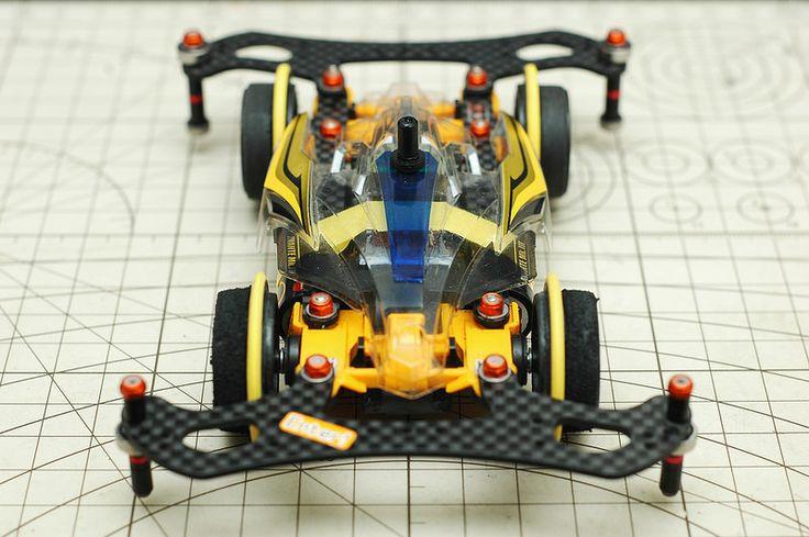 Super Speed new look. #Tamiya #Mini4WD #SpeedHouz