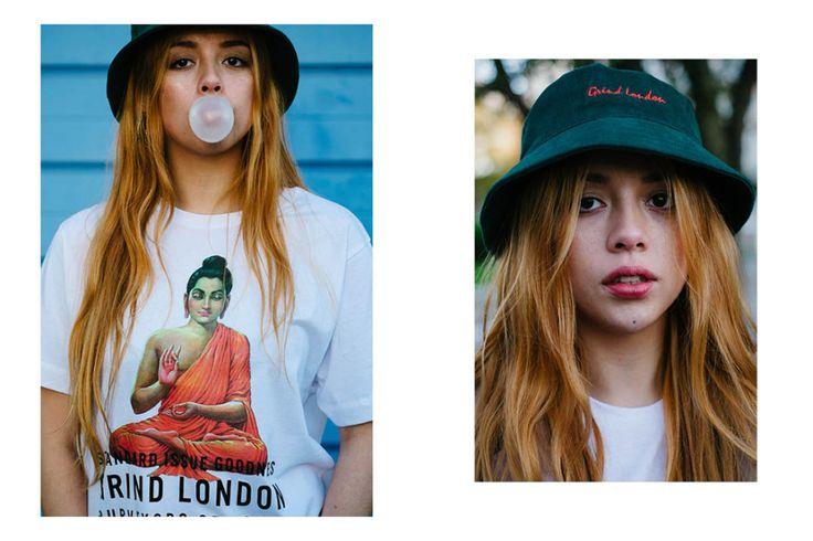 """Grind London 2013 """"Bless Bonus Pack"""" 룩북"""