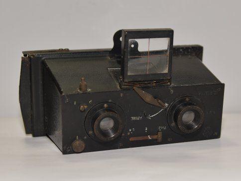 ステレア STEREA  6x13  ステレオカメラ  フランス製_画像1