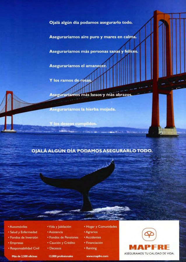Publicidad Taurina año 2004 Mapfre