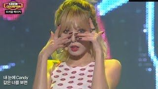 trouble maker attention live - YouTube