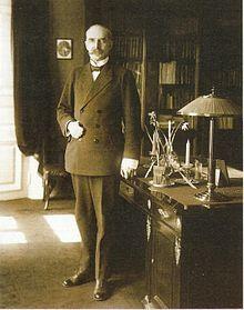 Carl Johan Ståhlberg (Fennicerat namn Kaarlo Juho) Finlands första president 1919-1925