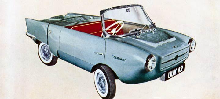 1957 Frisky Sport