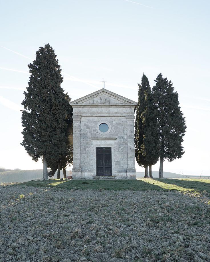 Cappella della Madonna di Vitaleta  - Foto scattata da Matilde Minauro