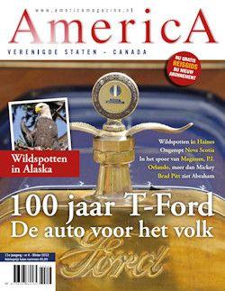 4x America Magazine € 17,50: Fotoreportages, reisverhalen en achtergronden. Reismagazine AmericA is een must voor de echte liefhebber van de VS en Canada.