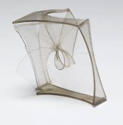 Naum Gabo 'Model for 'Construction in Space 'Crystal''', 1937 The Work of Naum Gabo © Nina & Graham Williams/Tate, London 2014