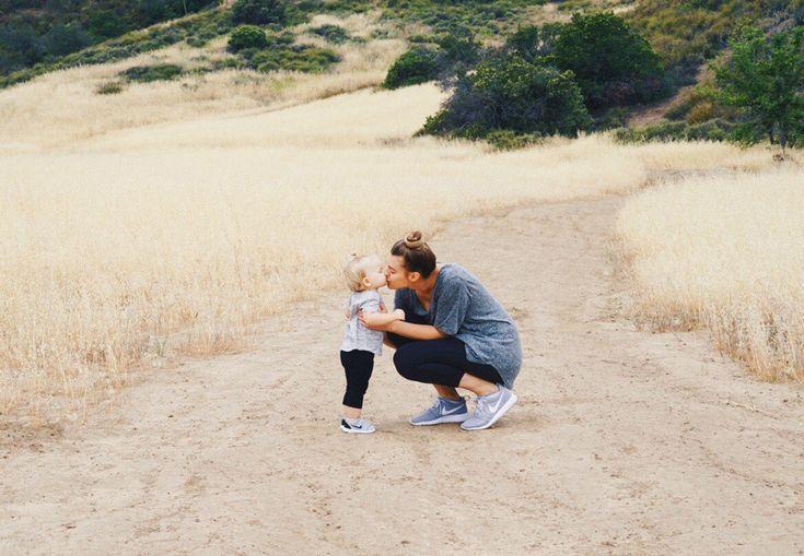 Hugging parents = happier kids.
