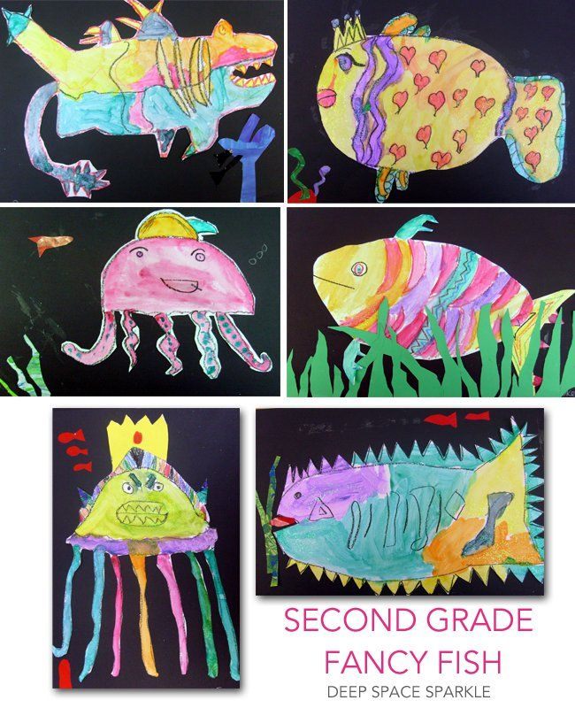 Arts And Crafts Lessons For Second Grade