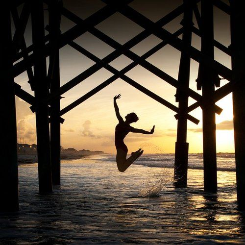 My next Ballet at the Beach photo mission