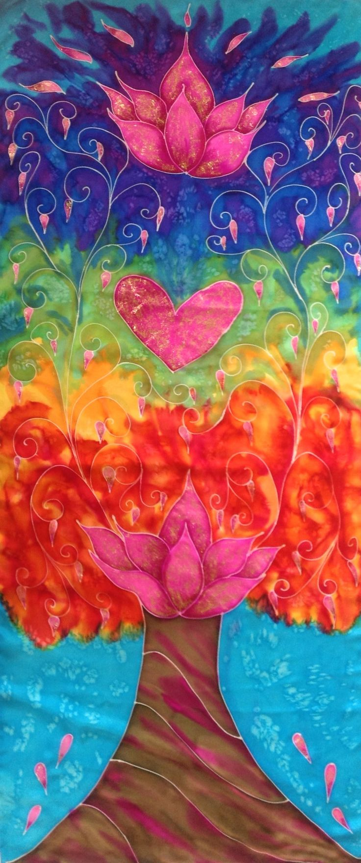 Color art printing anchorage - Find This Pin And More On Art Trees By Colorsbymia