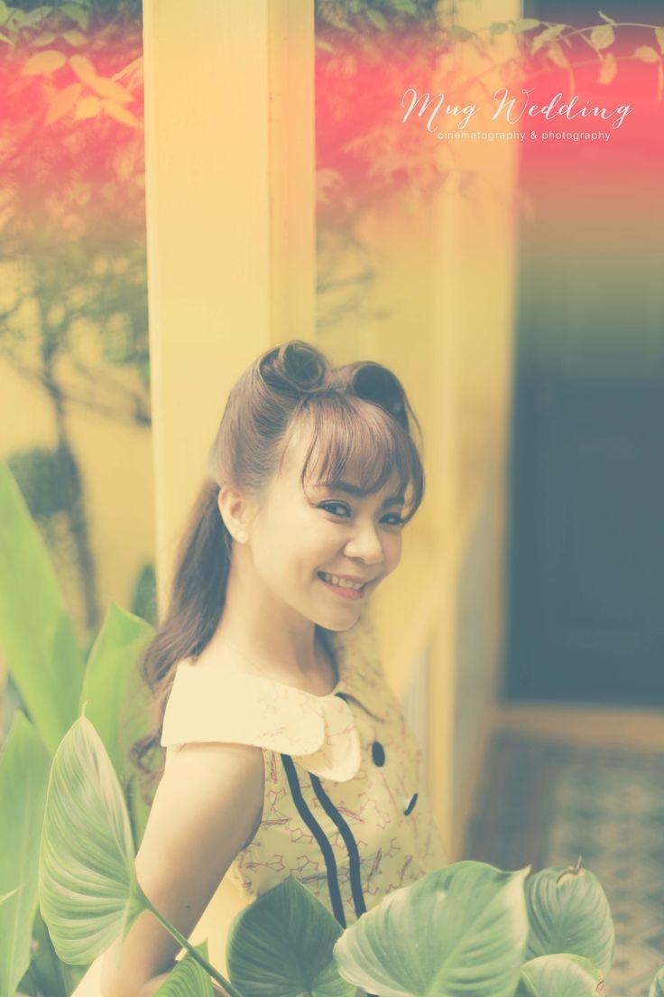 Thai Retro Bride