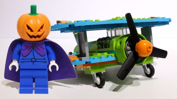 LEGO Toys for Kids | Scooby Doo Mystery Plane Adventures 🎃 Headless Horseman stop motion build video: https://youtu.be/ncso-SkVI6s