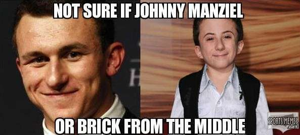 johnny manziel browns meme - Google Search