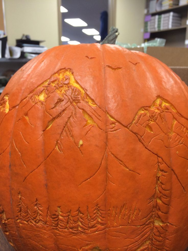 93 Best Images About Pumpkin Carving Ideas On Pinterest