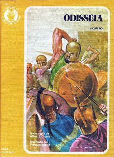 Coleção Clássicos da Literatura Juvenil: Volume 10 - Odisseia - Homero