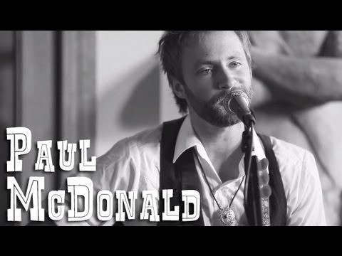 """If you remember Paul McDonald from American Idol, you don't have to tune into AI to hear him sing. His band, The Grand Magnolias, have garnered their own success with their 10-song album and appearances at such music festivals as Bonnaroo. Click here to check out this video of their song """"American Dreams."""""""