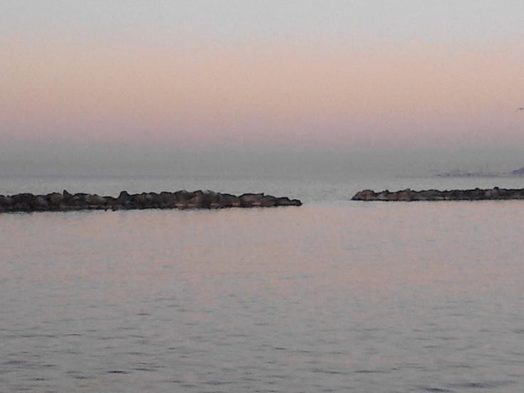 Falconara - Adriatic sea