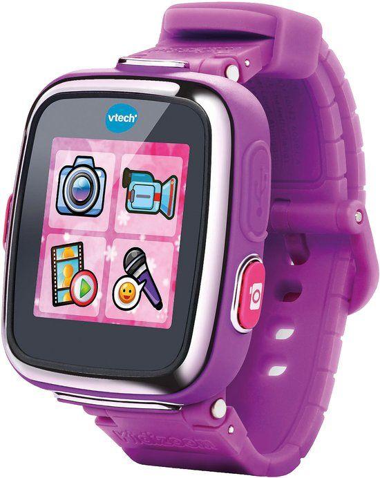 VTech Kidizoom Smart Watch DX Paars