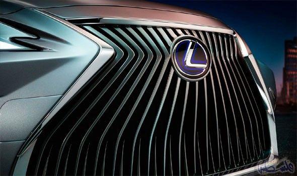 لكزس تنشر وصورة أولية لسيارتها Lexus Es New Lexus Lexus Models