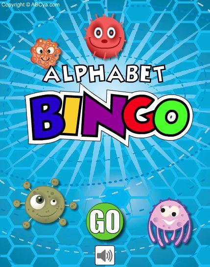 http://www.abcya.com/kindergarten_alphabet_bingo.htm ...